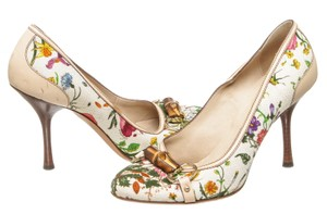 Gucci Multicolor Pumps