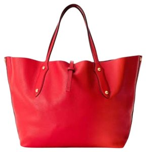 Annabel Ingall Tote in red