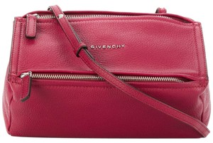 Givenchy Pandora Leather Mini Cross Body Bag