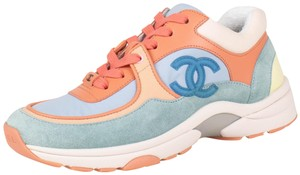 Multicolor Chanel Sneakers Up to 90