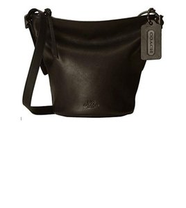 Coach Duffle Bleeker Leather Handbag Shoulder Bag