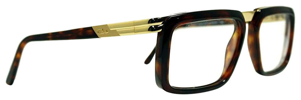 3586551c3e4d Cazal 002 Brown   Gold New Eyeglasses 56-17-140 - Tradesy