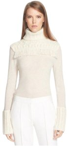 Tory Burch Alpaca Wool Turtleneck Sweater
