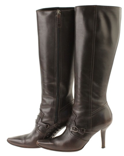 Tod's Brown Boots