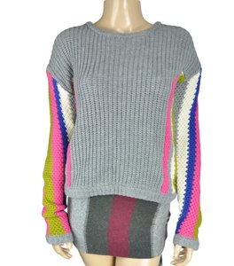 Lucca Couture Long Sleeve Soft Knit Sweater