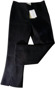 By Malene Birger Boot Cut Pants Black