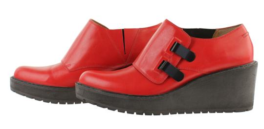 3.1 Phillip Lim Red Boots