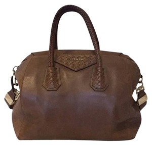 Givenchy Tote in Medium Brown