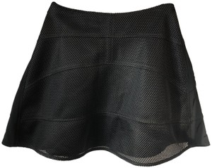 Belstaff Mini Skirt black