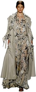ZIMMERMANN Gold Hardware Vest Beige, Moonstone Leather Jacket