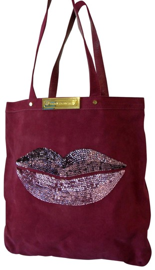 Preload https://img-static.tradesy.com/item/24518970/tory-burch-new-vintage-and-lips-shoulder-fuchsia-suedesequins-tote-0-9-540-540.jpg