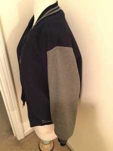 Charles River Apparel Collegiate Striped Jacket