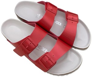 Birkenstock speculum red Sandals