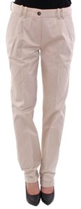 Dolce&Gabbana D10532-2 Women's Cotton Chinos Pants Relaxed Fit Jeans