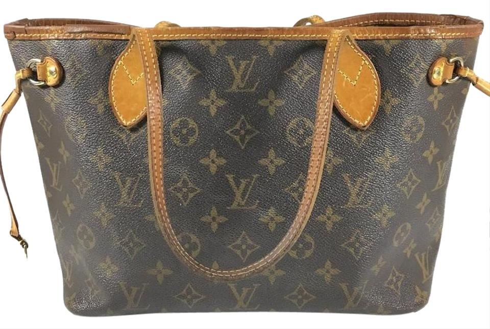 0ec2fdaadd53 Louis Vuitton Neverfull Vintage Tote in Louis Vuitton Monogram Image 0 ...