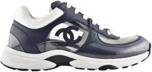 Chanel Trainer Sneaker Runway Flat blue Athletic