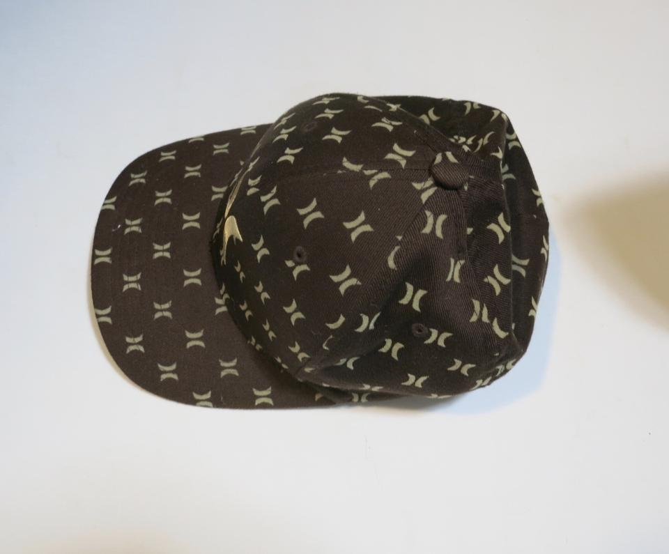 check out 27aee 47219 ... hat 524b5ac2c77264gs1 28e49 2ab68 new style hurley hurley brown cap  logo xs fabric.