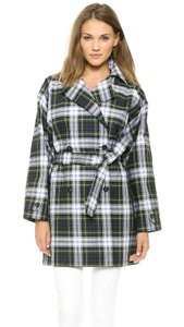 Alexander McQueen Button Down Shirt Plaid