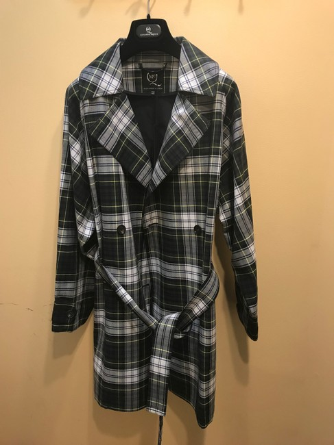 Alexander McQueen Button Down Shirt Plaid Image 2
