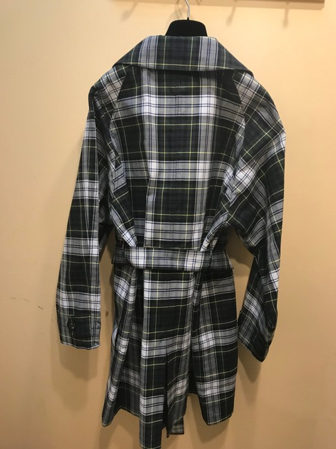 Alexander McQueen Button Down Shirt Plaid Image 3