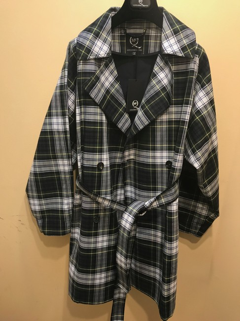 Alexander McQueen Button Down Shirt Plaid Image 4