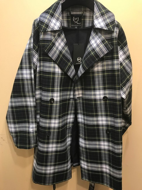 Alexander McQueen Button Down Shirt Plaid Image 5