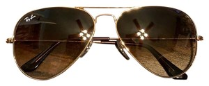 Gold Ray-Ban Accessories - Up to 70% off at Tradesy 742c603659