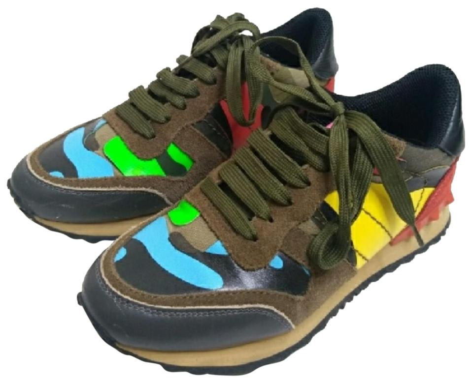e64314771fc1 Valentino Rockrunner Sneakers Size EU 36 (Approx. US 6) Regular (M ...