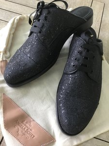 Other Lace Upper Nwbdb Handsomelaces Leather Soles Very Well Made Black Mules