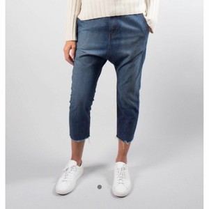 Nili Lotan Relaxed Fit Jeans-Light Wash