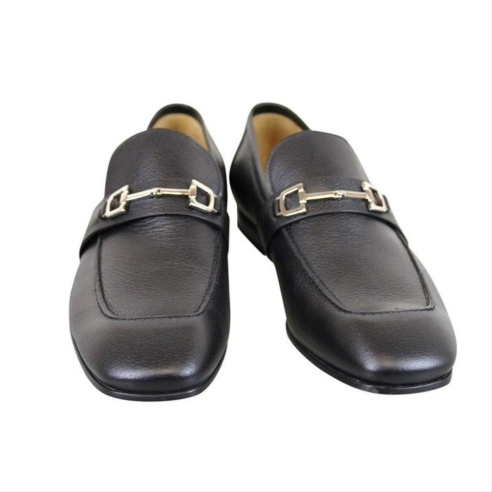 3b6fc1d5dca Gucci Black Horsebit Leather Loafer 253302 (14.5 G   15.5 Us) Shoes ...