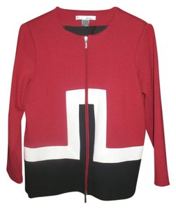 WD.NY Red Black Jacket