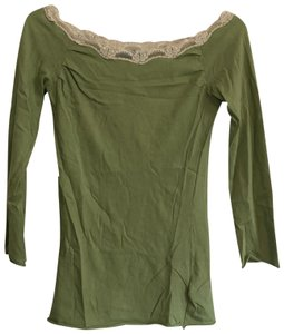 Velvet by Graham & Spencer T Shirt Green