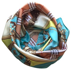 Unbranded Brand New Scarves with beautiful design, size 36 inches x 36 inches