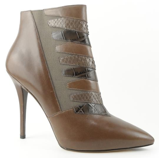 Brian Atwood Grey Multi Boots