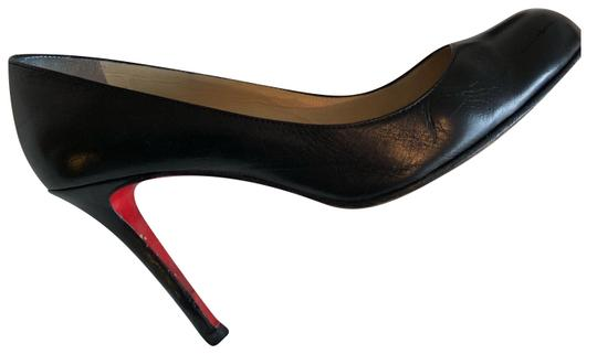 Preload https://img-static.tradesy.com/item/24523452/christian-louboutin-black-simple-100-pumps-size-eu-36-approx-us-6-regular-m-b-0-1-540-540.jpg