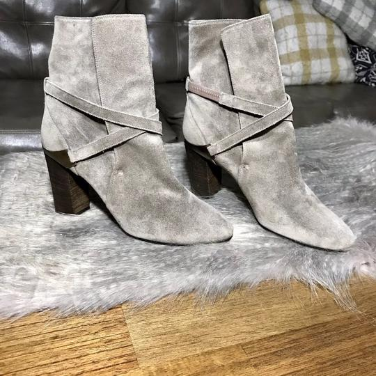 Lanvin taupe Boots