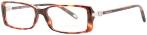Tiffany & Co. Tiffany & Co. Eyeglasses TF2060-G 8141 Red Havana RX Eyeglasses