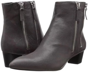 e3b8dd949c83 Nine West Dark Gray Tunic Ankle Boots Booties Size US 9 Regular (M ...