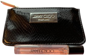 Jimmy Choo Brand new Card Wallet-WIth Perfume!