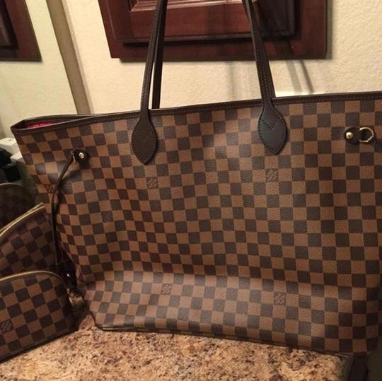 Louis Vuitton Tote in damier ebene Image 1