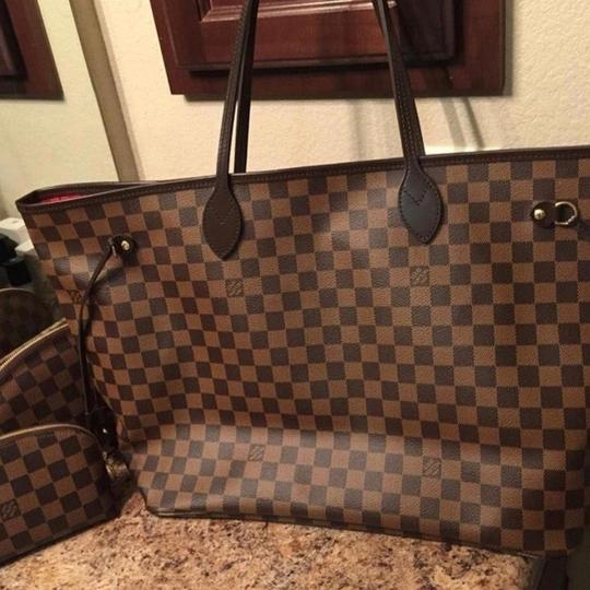 Louis Vuitton Tote in damier ebene Image 10