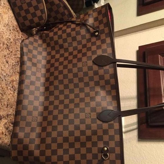 Louis Vuitton Tote in damier ebene Image 11