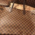 Louis Vuitton Tote in damier ebene Image 5