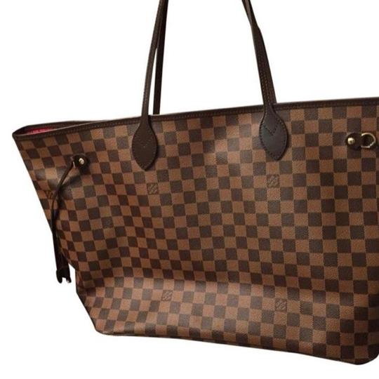Louis Vuitton Tote in damier ebene Image 6