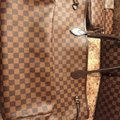 Louis Vuitton Tote in damier ebene Image 8
