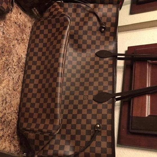 Louis Vuitton Tote in damier ebene Image 9
