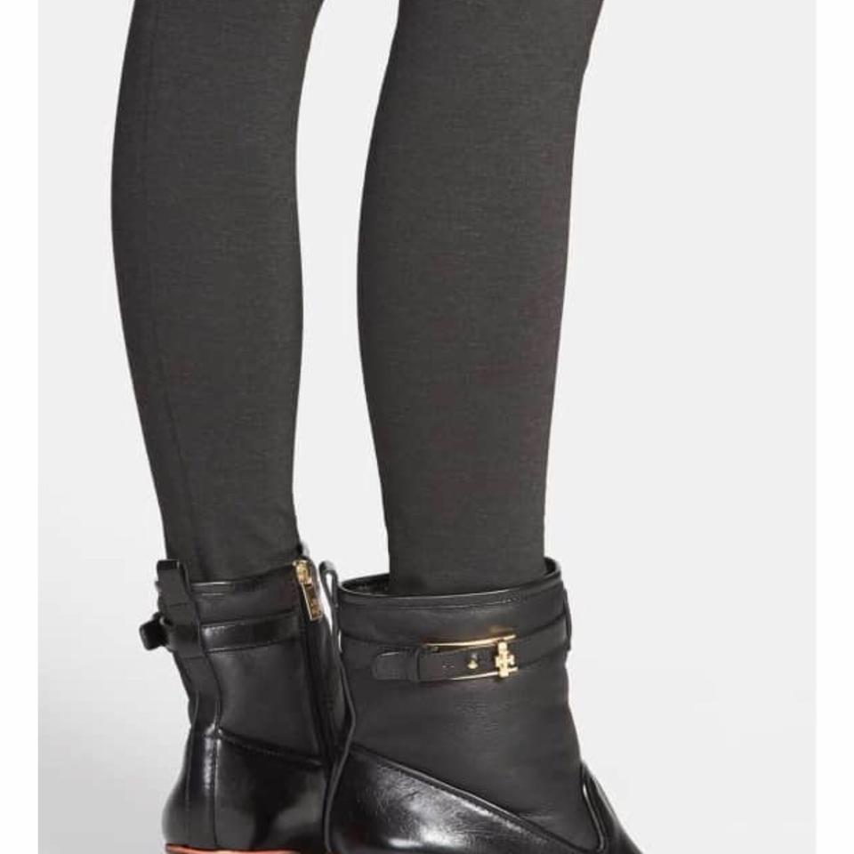 40657842b0f6 Tory Burch Black  primrose  Wedge Boots Booties Size US 8 Regular (M ...