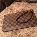 Louis Vuitton NEW Neverfull pouch Image 6