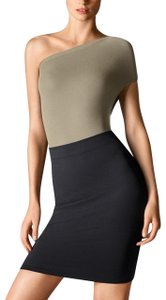 Wolford Clothing Summer Stretchy Fatal Top Avocado